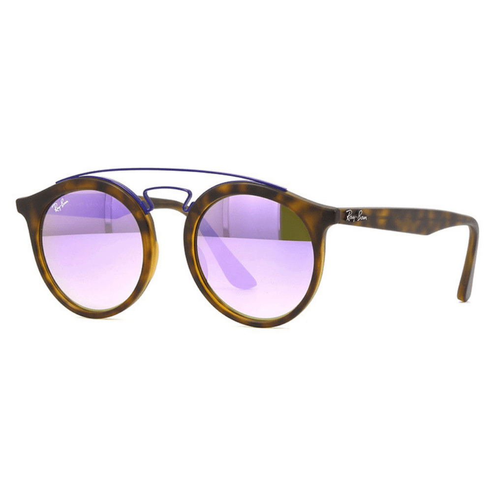 Óculos de sol Ray Ban Gatsby 4256 6266 B0 - Tamanho 49 · Masculino 16aad8cb2b