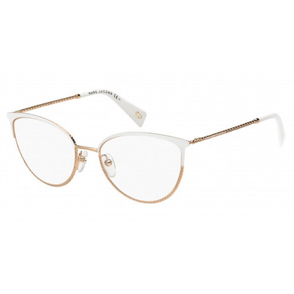 906ee3a99c0e1 Óculos de Grau Marc Jacobs 256 VK6 - Tamanho 53 · Feminino