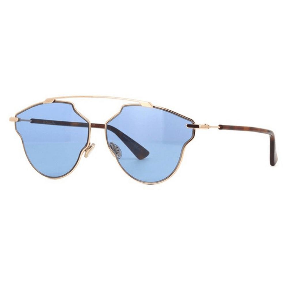 Oculos-de-Sol-Dior-SOREAL-POP-DDBKU-Dourado