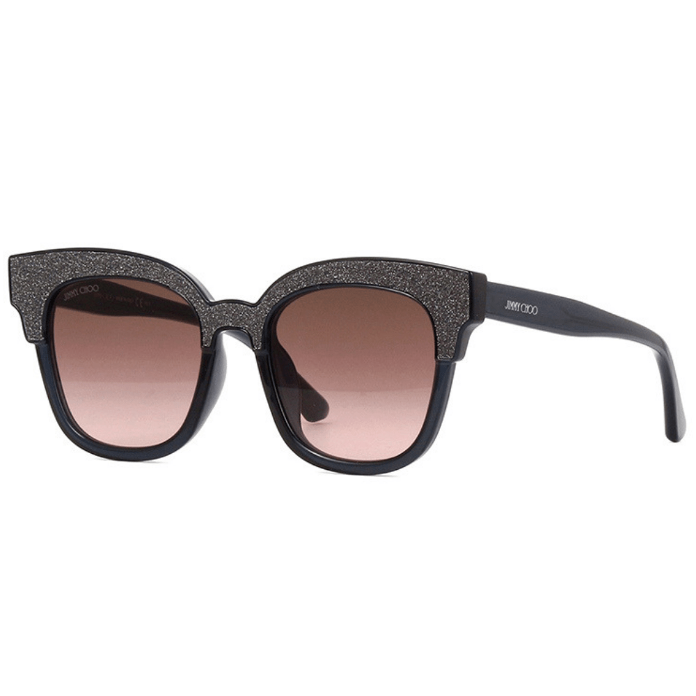 b4cd1d3be7455 Óculos de Sol Jimmy Choo Mayela S 18R VE - Tamanho 53