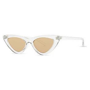 f82e8af98 Óculos de Sol Le Specs The Last Lolita Transparente 1702127 - Cristalli  Otica