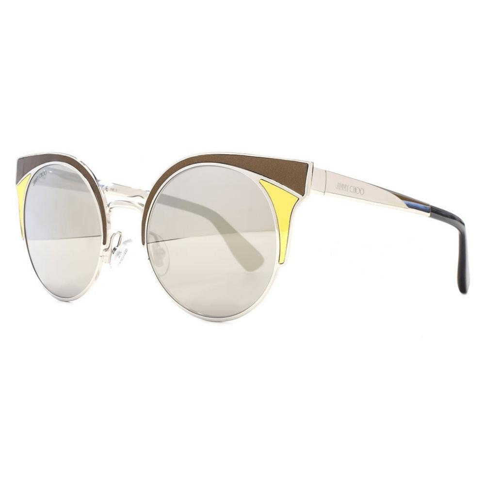 Oculos-de-Sol-Jimmy-Choo-ORA-S-VNEM3-Prata-