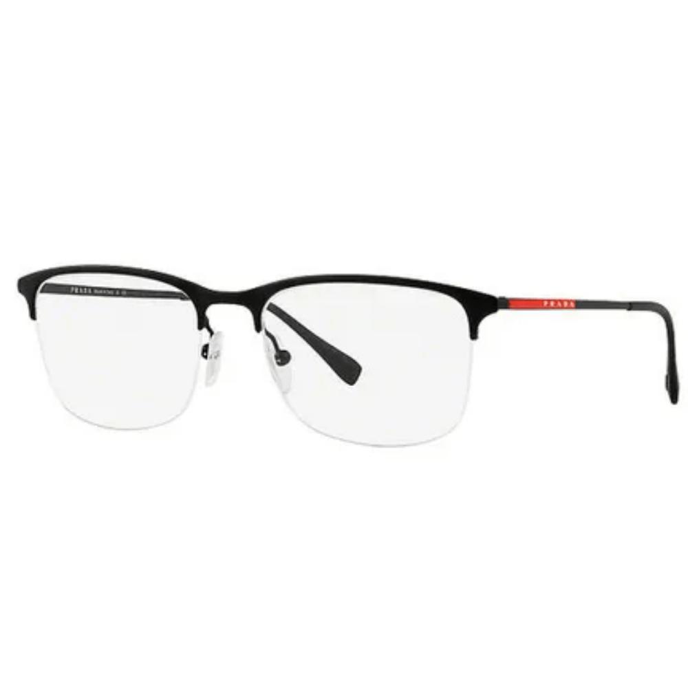 30d30d9b20d2c Óculos de Grau Prada 54IV DG0-1O1 - Tamanho 55
