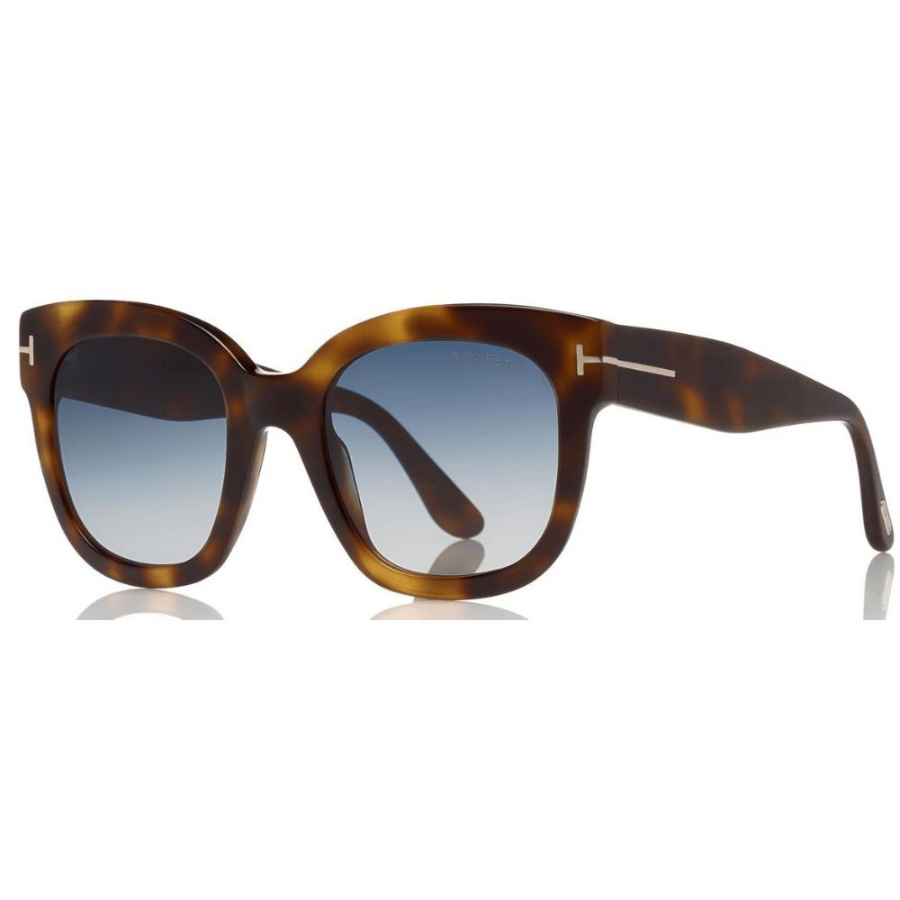 1575b9891 Óculos de Sol Tom Ford Beatrix 613 53W - Cristalli Otica