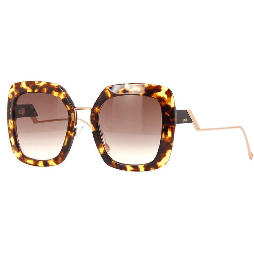 oculos-de-sol-fendi-quadrado-tartaruga