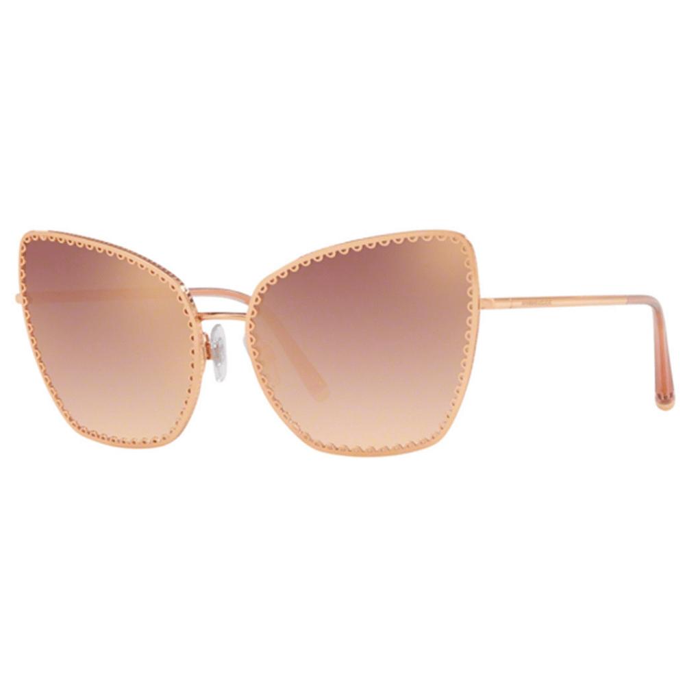 Óculos de Sol Dolce   Gabbana DG 1298 Rosê 1298 6F - Tamanho 61 84f93a2223
