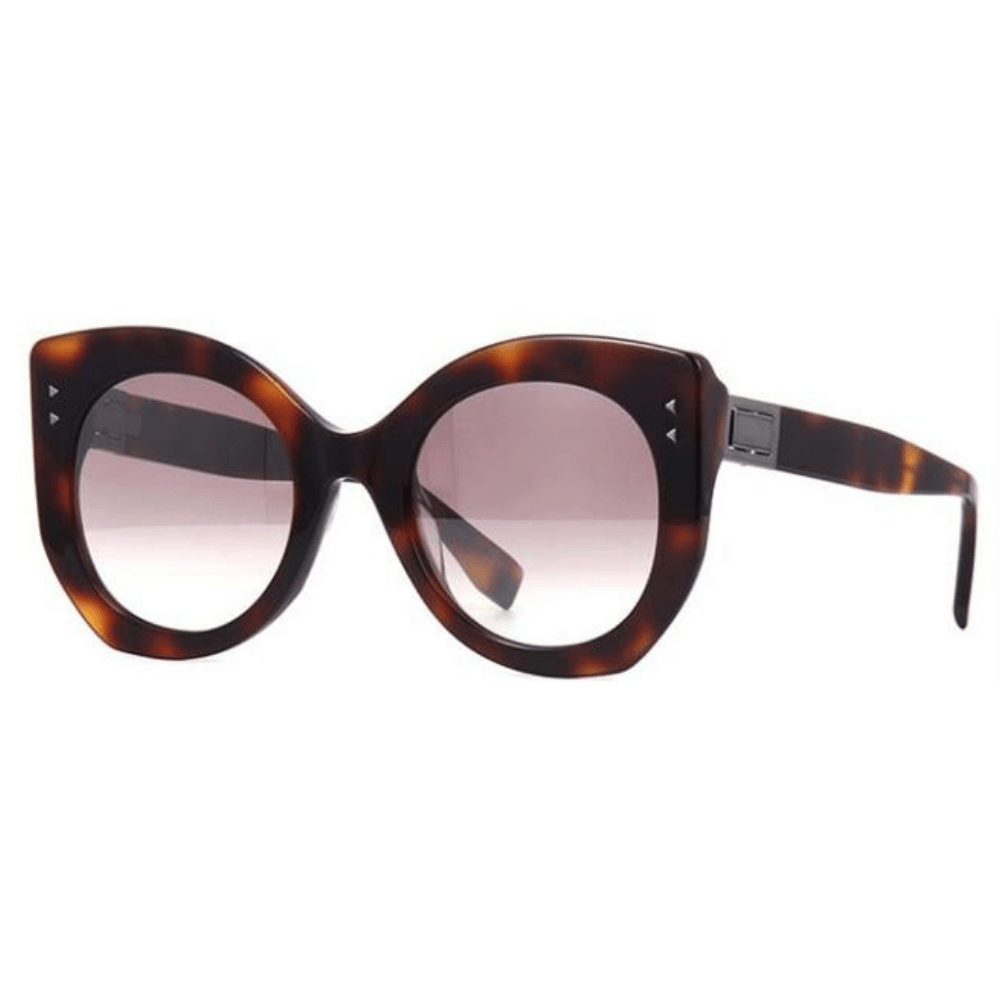 Óculos de Sol Fendi 0265 S 086 NQ - Tamanho 52 fbeb109df0