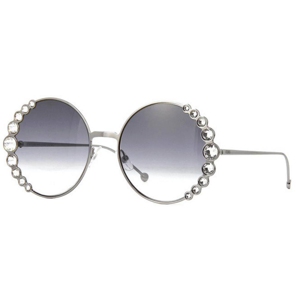 oculos-de-sol-redondos--fendi-cristal