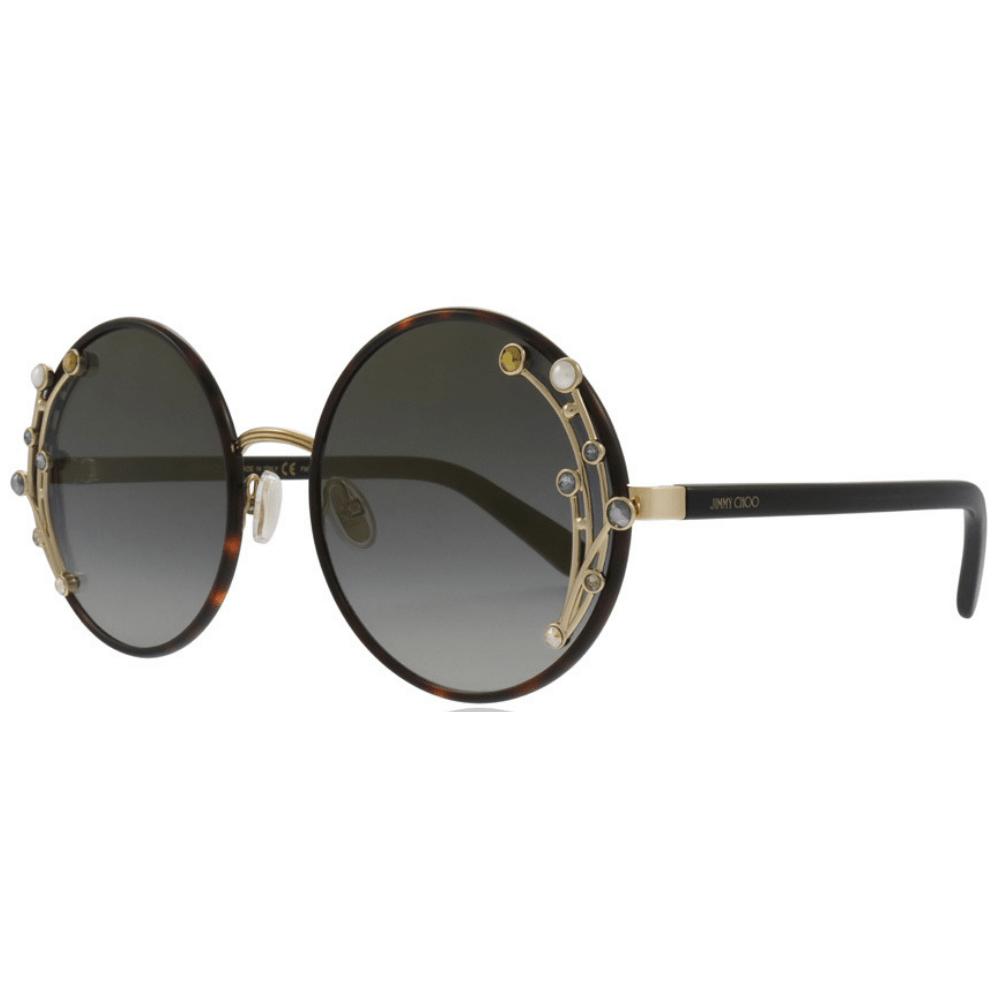Óculos de Sol Jimmy Choo Gema S 086FQ - Tamanho 59 ce12fe87d7