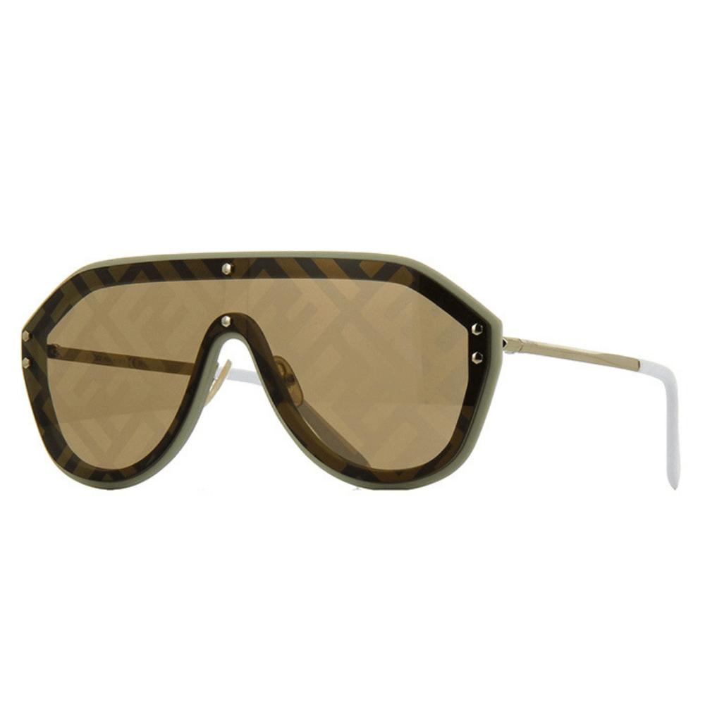 94236001d Óculos de Sol Fendi M 0039 10A7Y - Cristalli Otica