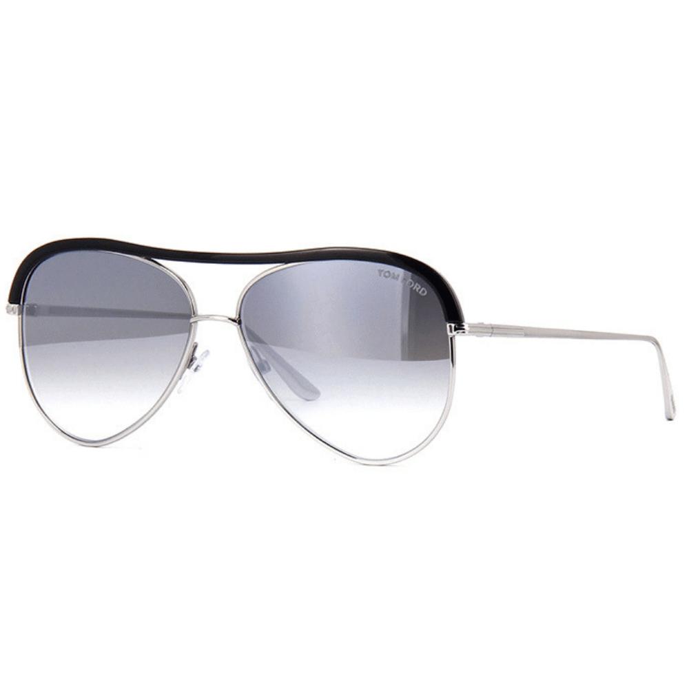 9fc81606f3b77 Óculos de Sol Tom Ford Sabine 606 18B - Tamanho 60 · Feminino