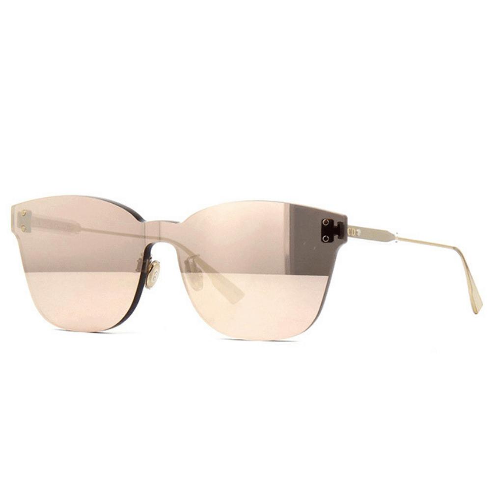 2f5cc8d87 Óculos de Sol Dior Color Quake 2 Rosê DDBSQ - Tamanho 99. Christian Dior