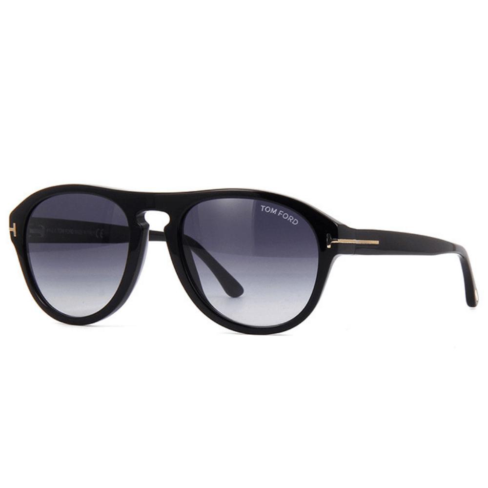 ef5d82cdcd978 Óculos de Sol Tom Ford Austin-02 677 01W - Tamanho 54