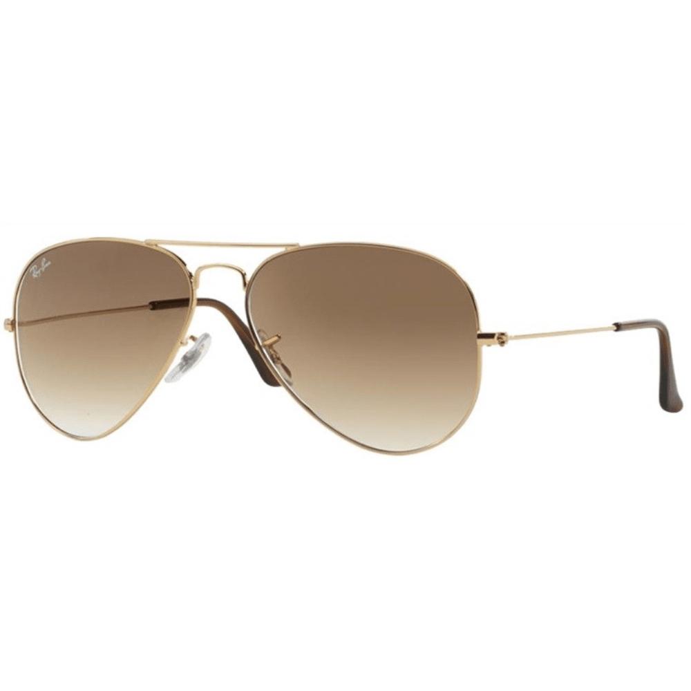 Oculos-de-Sol-Ray-Ban-Aviador-RB3025---Marrom