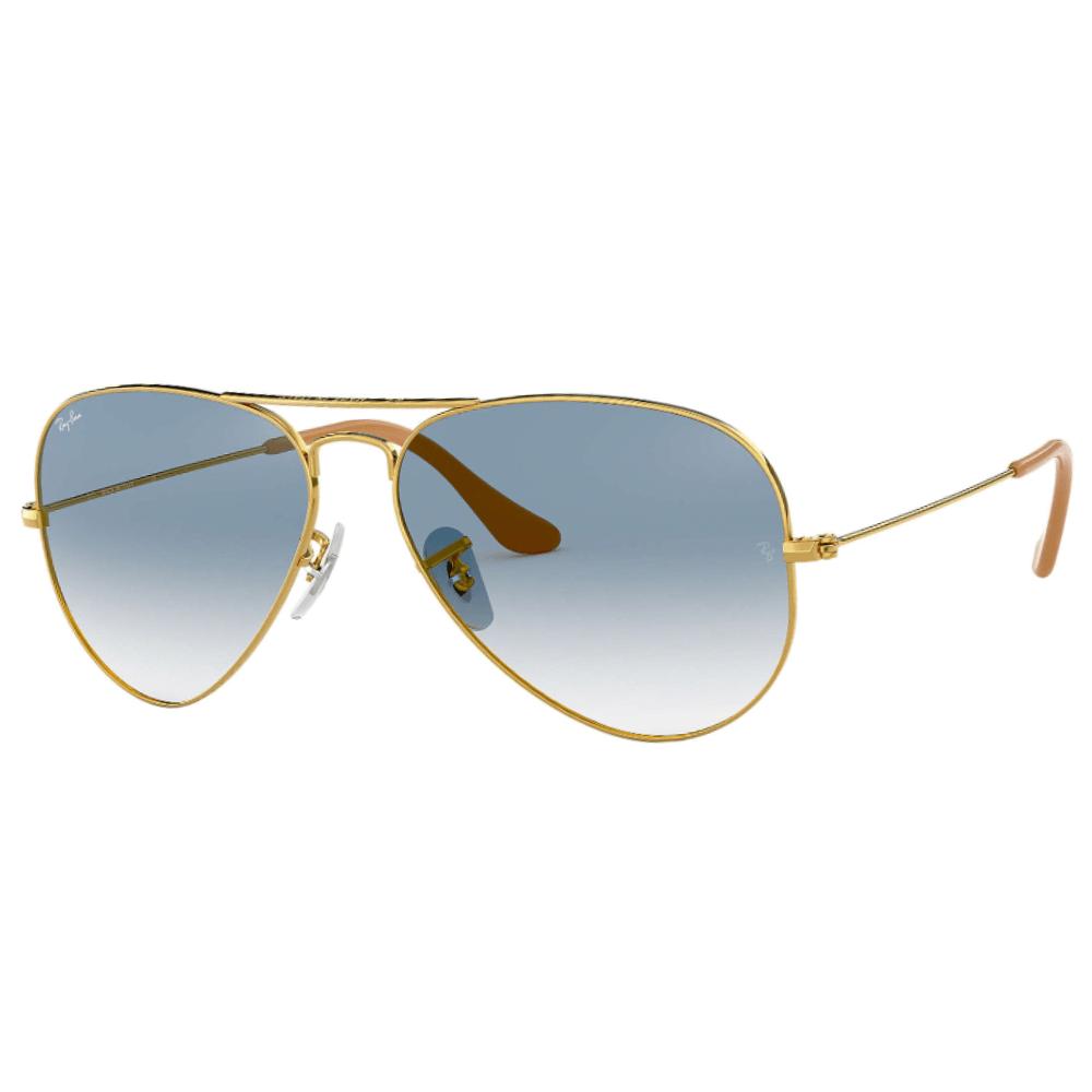 Óculos de Sol Ray Ban Aviador 3025 001 3F - Tamanho 62 c83ddf9064
