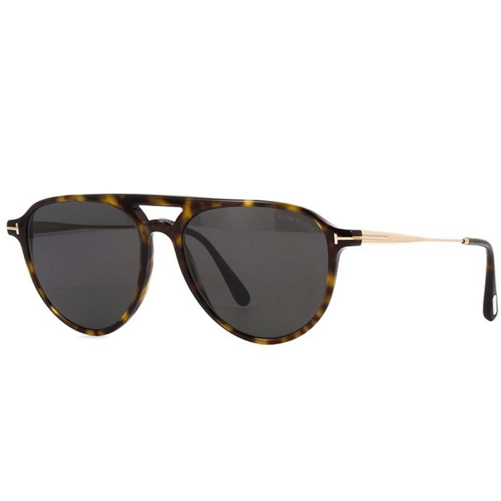 Óculos de Sol Tom Ford 587 Carlo 52A - Cristalli Otica bc02d2ffe7
