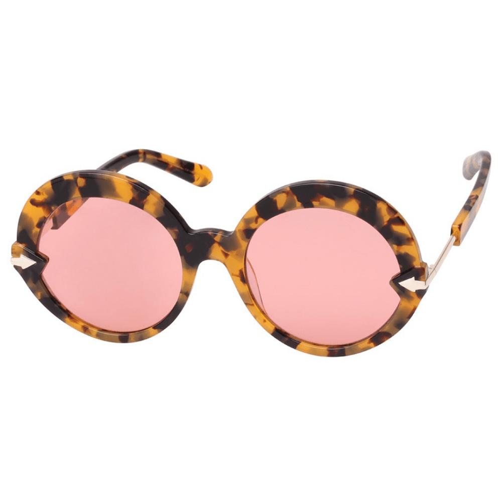 Oculos-de-Sol-Karen-Walker-Romancer-Tartaruga