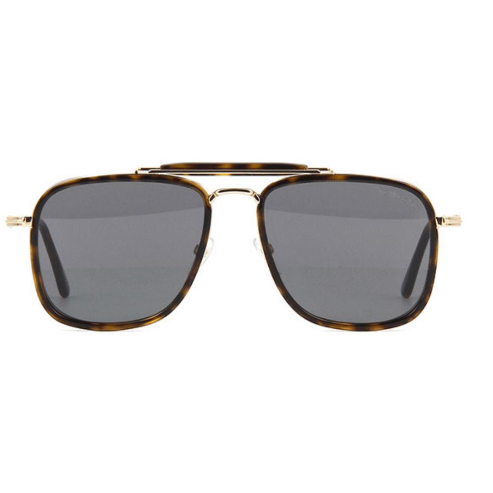 5985f38e01790 Óculos de Sol Tom Ford Huck 0665 52A - Cristalli Otica