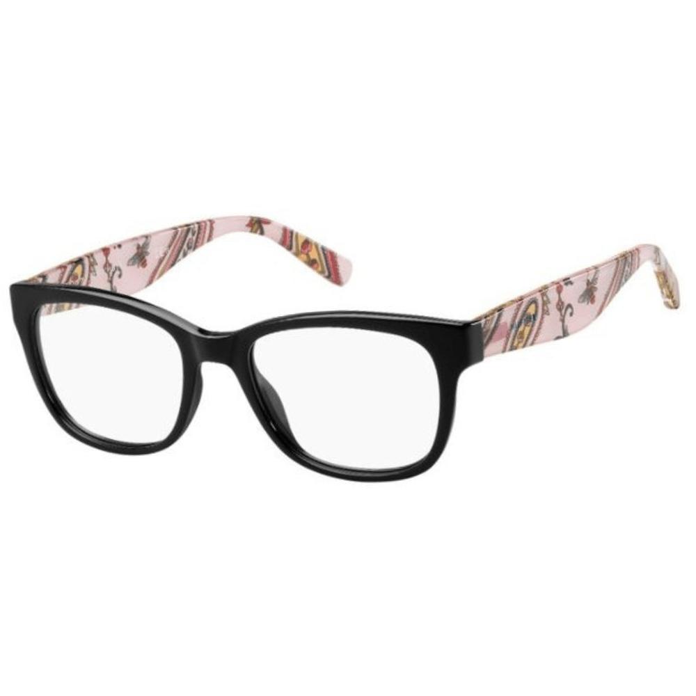 84a943659 Óculos de Grau Tommy Hilfiger 1498 807 - Tamanho 140