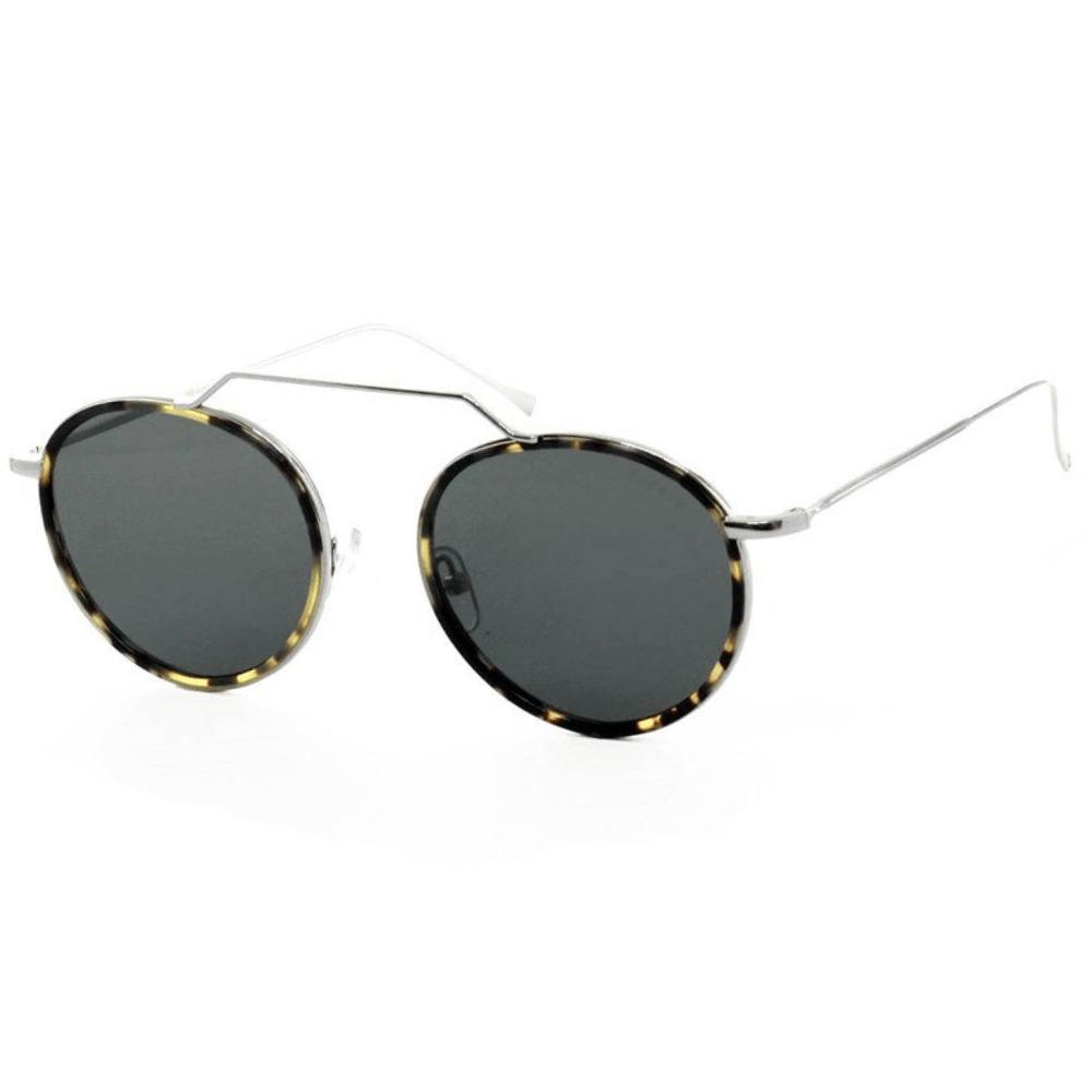 Oculos-de-Sol-Illesteva-Wynwood-Havana---Prateado