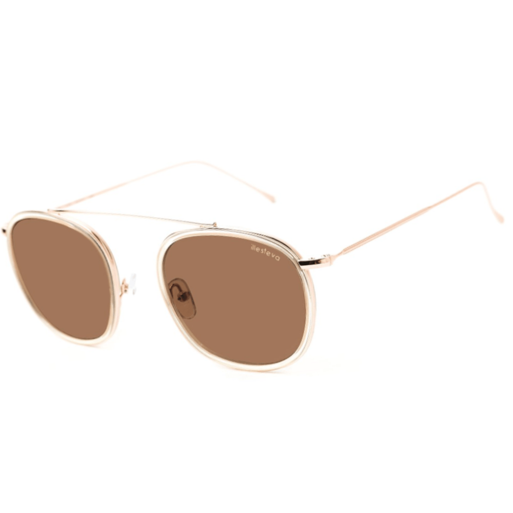 Oculos-de-Sol-Illesteva-Mykonos-Ace-Champagne---Rose-Dourado