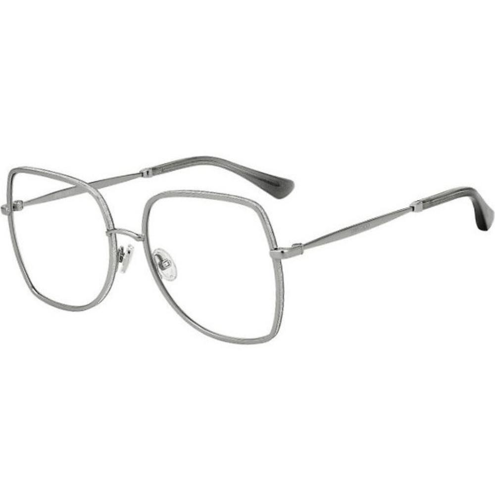 d6851a1e3 Óculos de Grau Jimmy Choo 228 YB7 - Tamanho 56