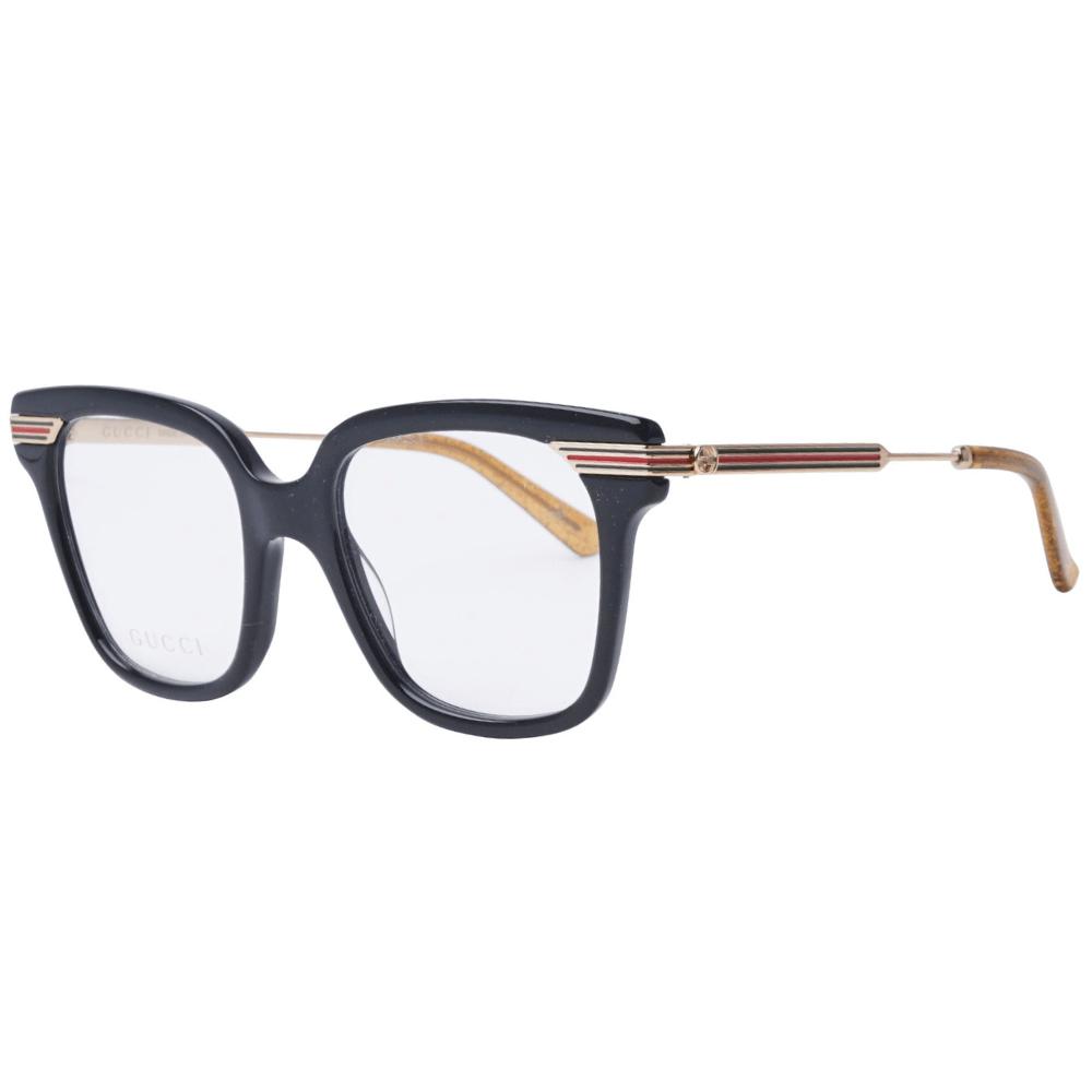 4ecc7c14f Óculos de Grau - Feminino Quadrado Quadrado Preto – Cristalli Otica