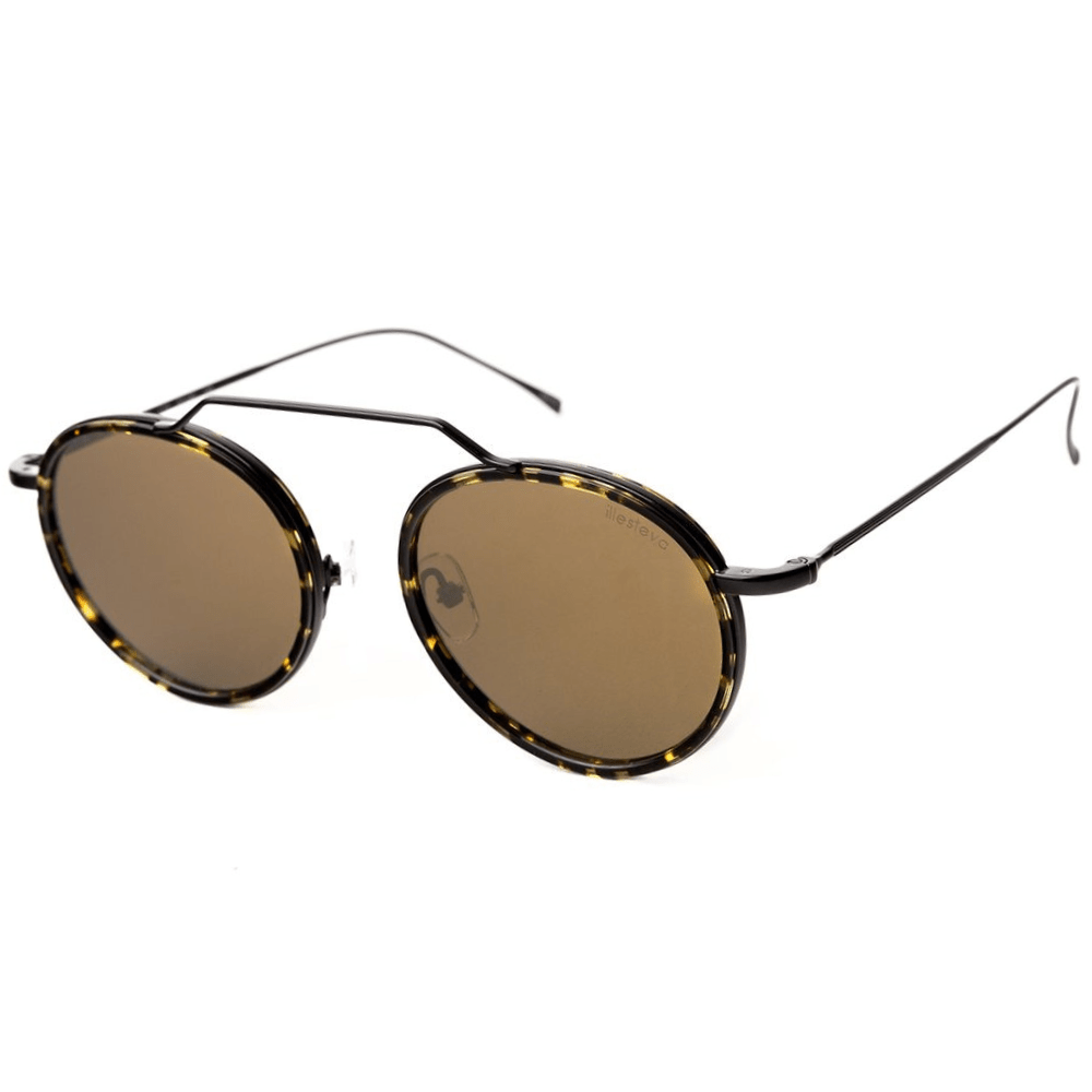 Oculos-de-Sol-Illesteva-Wynwood-Ace-Havana---Dourado