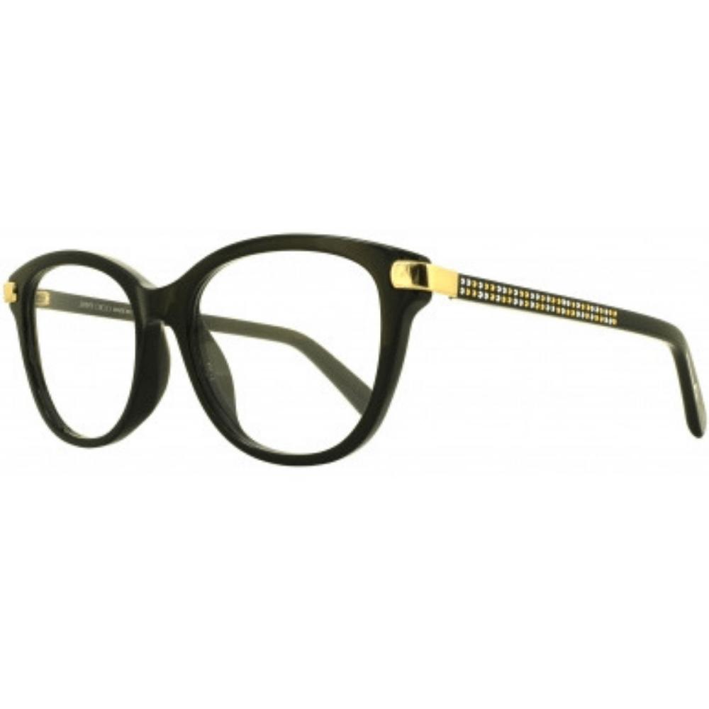 81e0e4f1f Óculos de Grau Jimmy Choo 196 807 - Tamanho 51