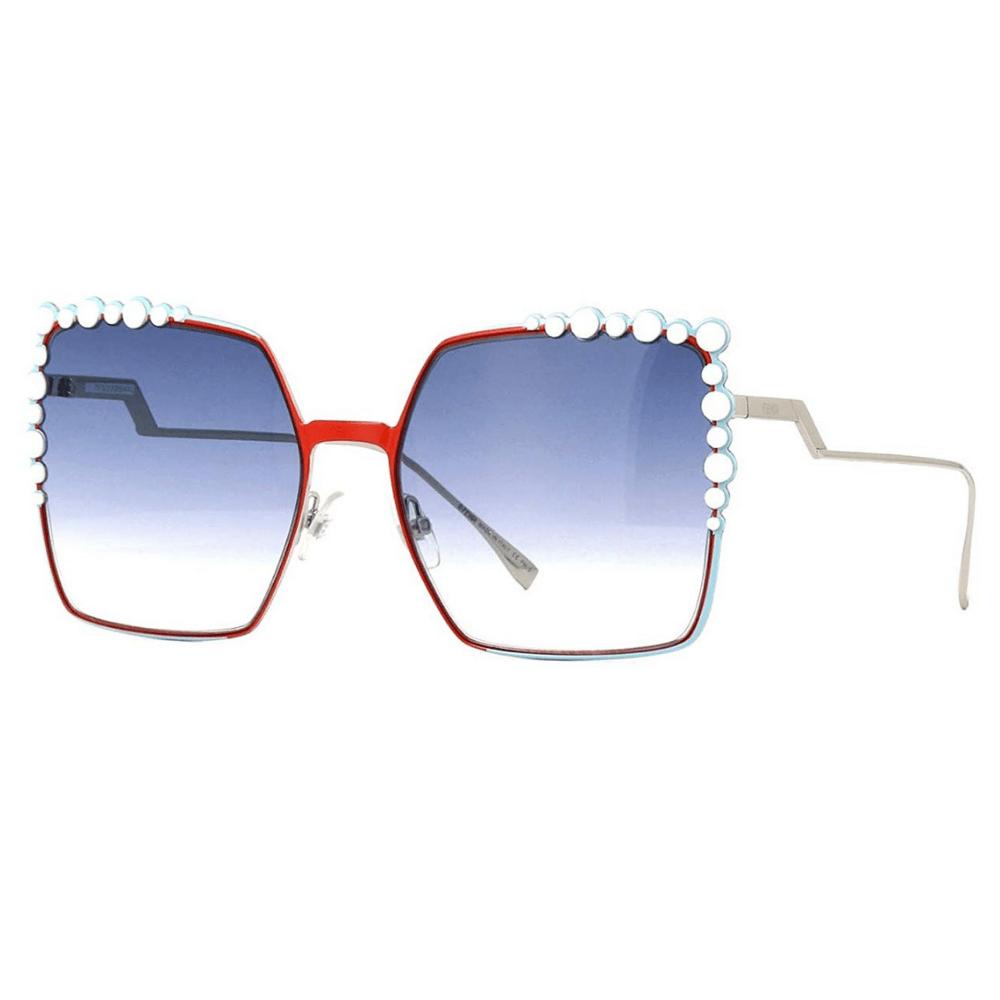e0bae3884 Óculos de Sol Fendi Can Eye 0259 S L7Q/08 - Tamanho 60