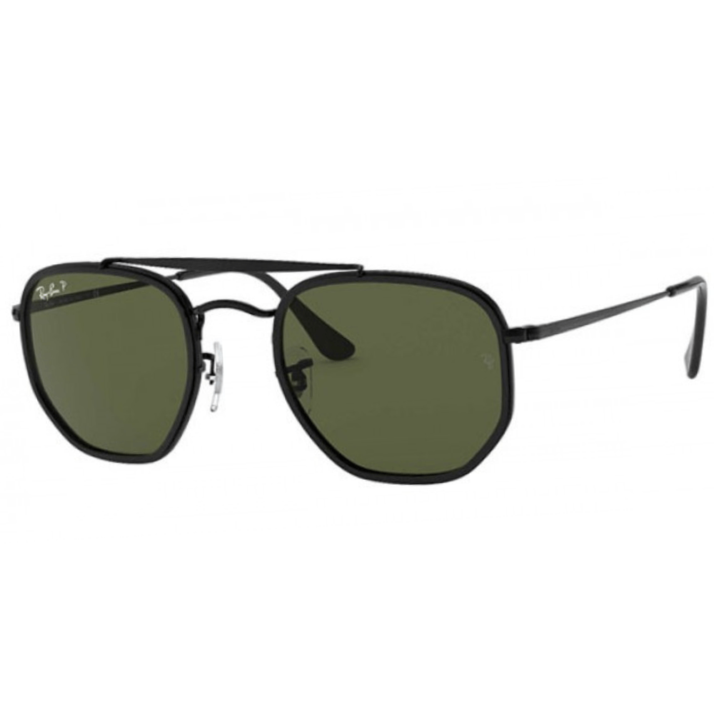 Oculos-de-Sol-Ray-Ban-Marshal-II-3648-M-002-58-Preto-Verde-Polarizado