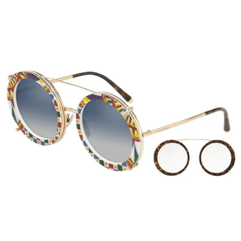 Oculos-de-Sol-Dolce---Gabbana-Customize-2198-02-1G---Clipon