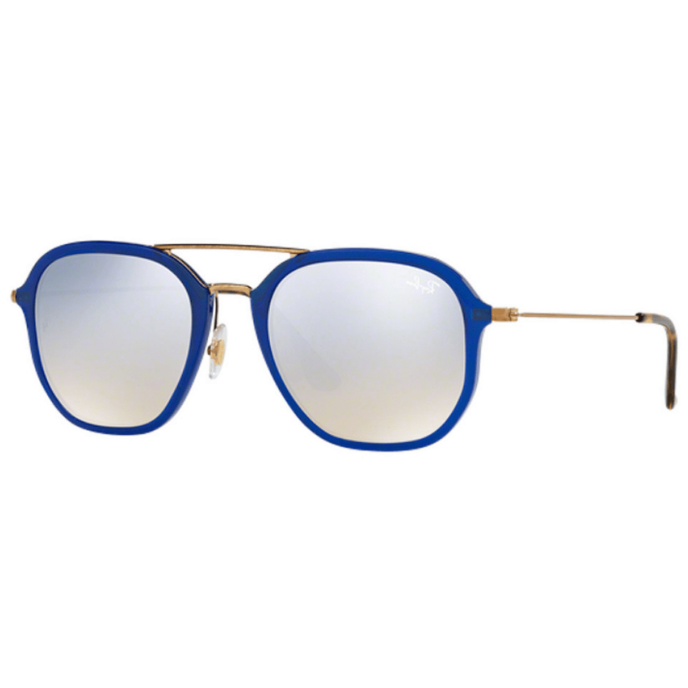 Oculos-de-Sol-Ray-Ban-Double-Bridge-RB4273---Azul