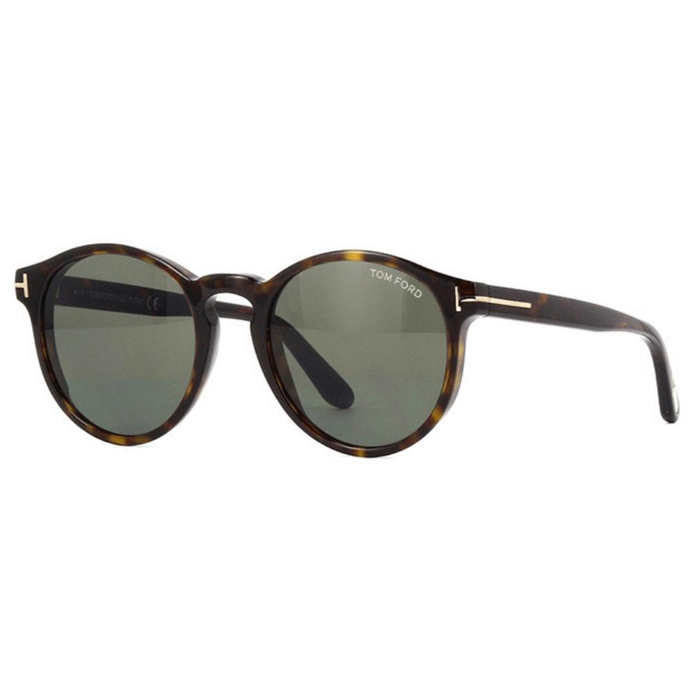 Oculos-de-Sol-Redondo-Tom-Ford-Ian-02-0591-marrom-tartaruga