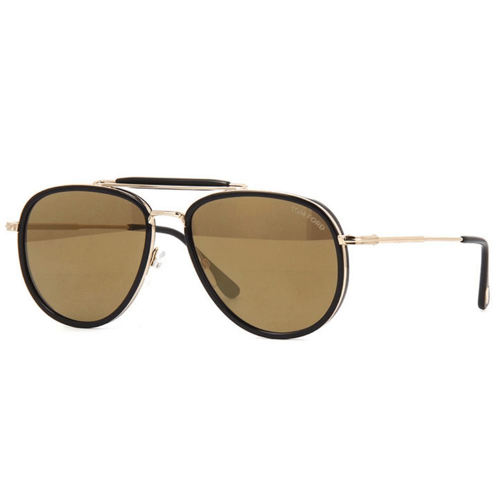 Oculos-de-Sol-Tom-Ford-Tripp-0666-S-Aviador