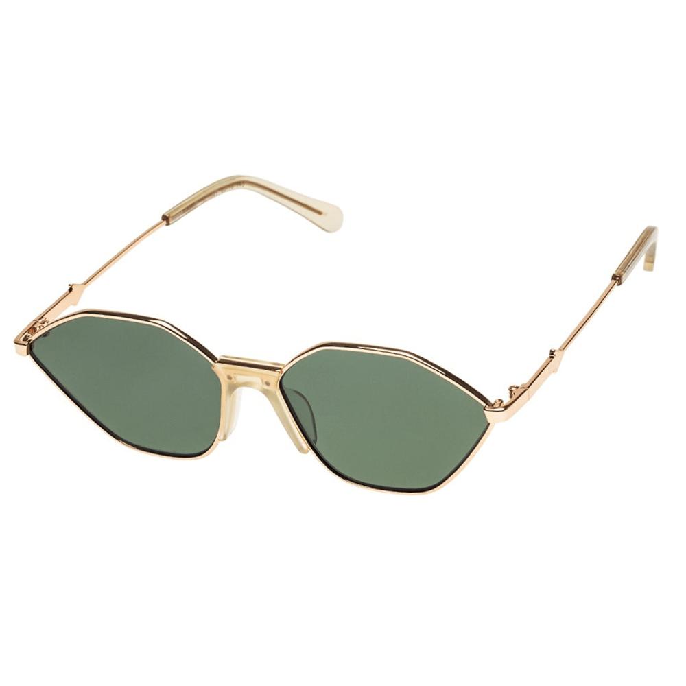 Oculos-de-Sol-Karen-Walker-Game-Dourado