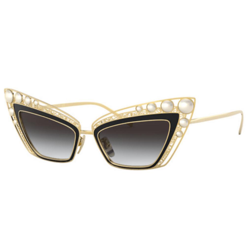 Oculos-de-Sol-Dolce---Gabbana-2254-H-1334-8G-metal-dourado-com-perolas