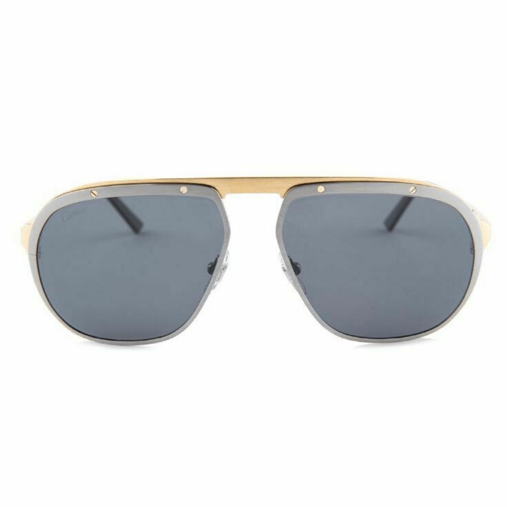 Oculos-de-Sol-Masculino-Cartier-Polarizado-0035-S-001