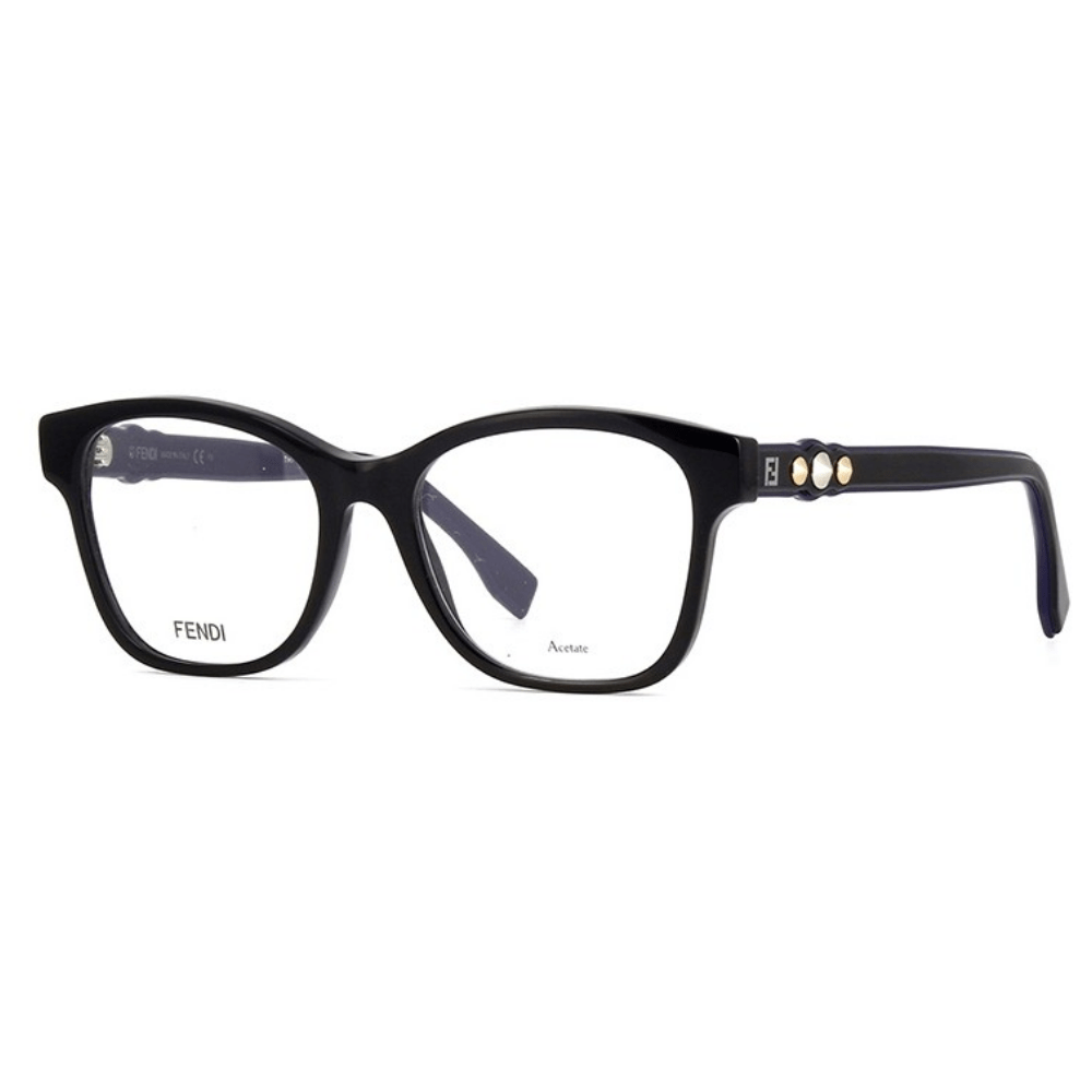 Oculos-de-Grau-Fendi-Fun-Fair-0276-807-Preto