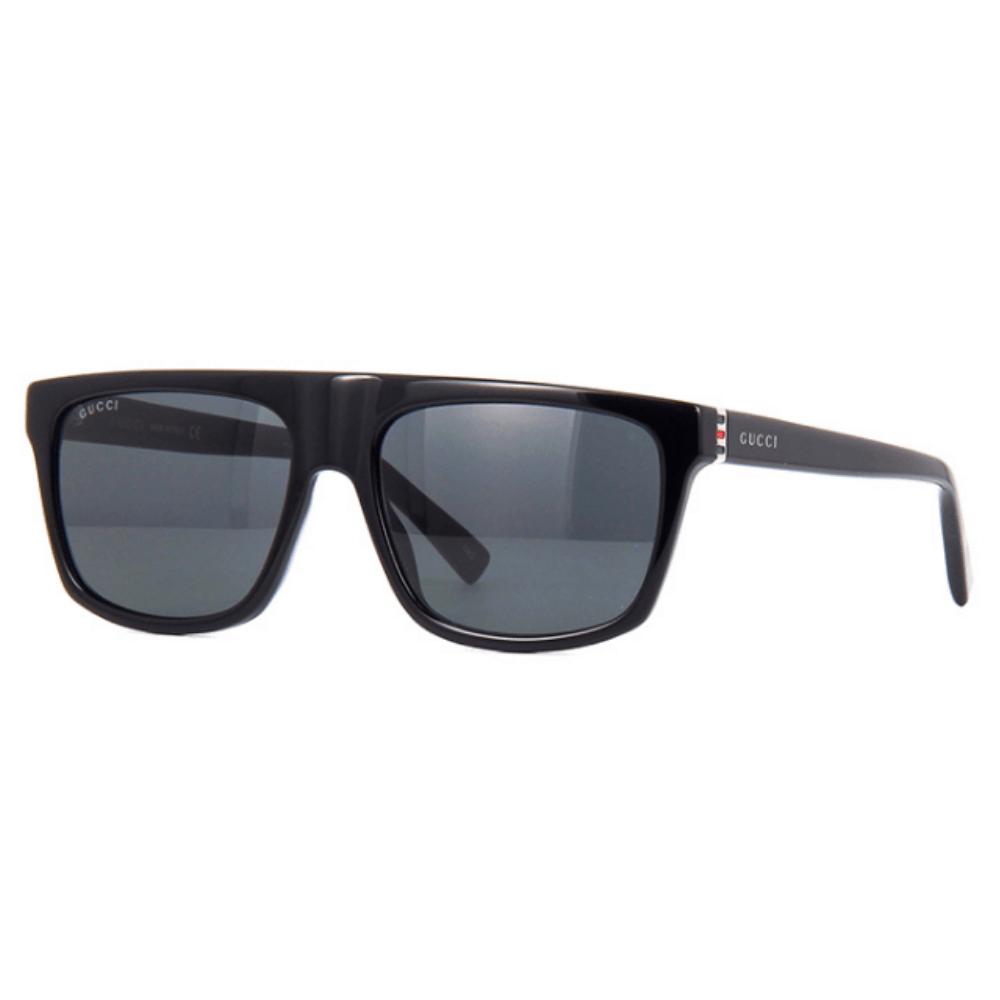 Oculos-de-Sol-Retangular-Preto-Gucci-0450-S-001