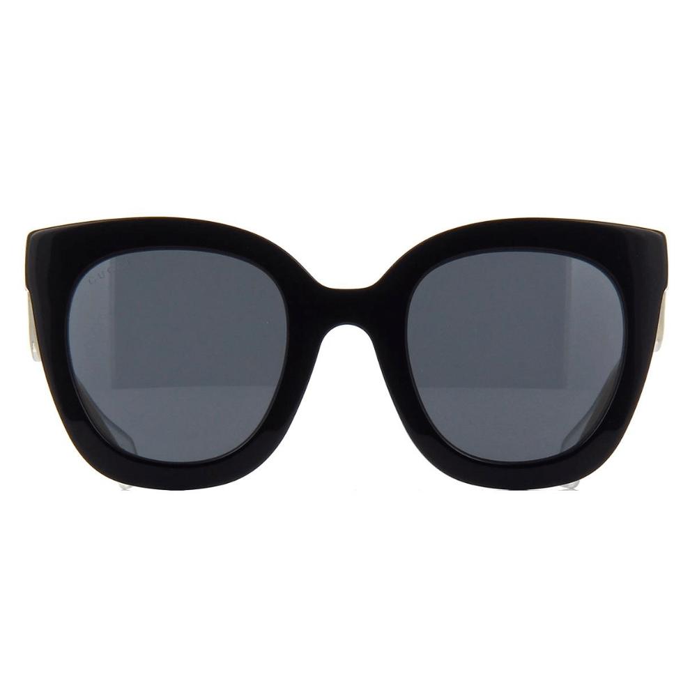 Oculos-de-Sol-Gucci-Preto-0564-SK-001