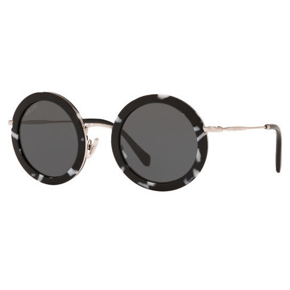 Oculos-de-Sol-Miu-Miu-59-US-PC7-5S0-Redondo-Preto