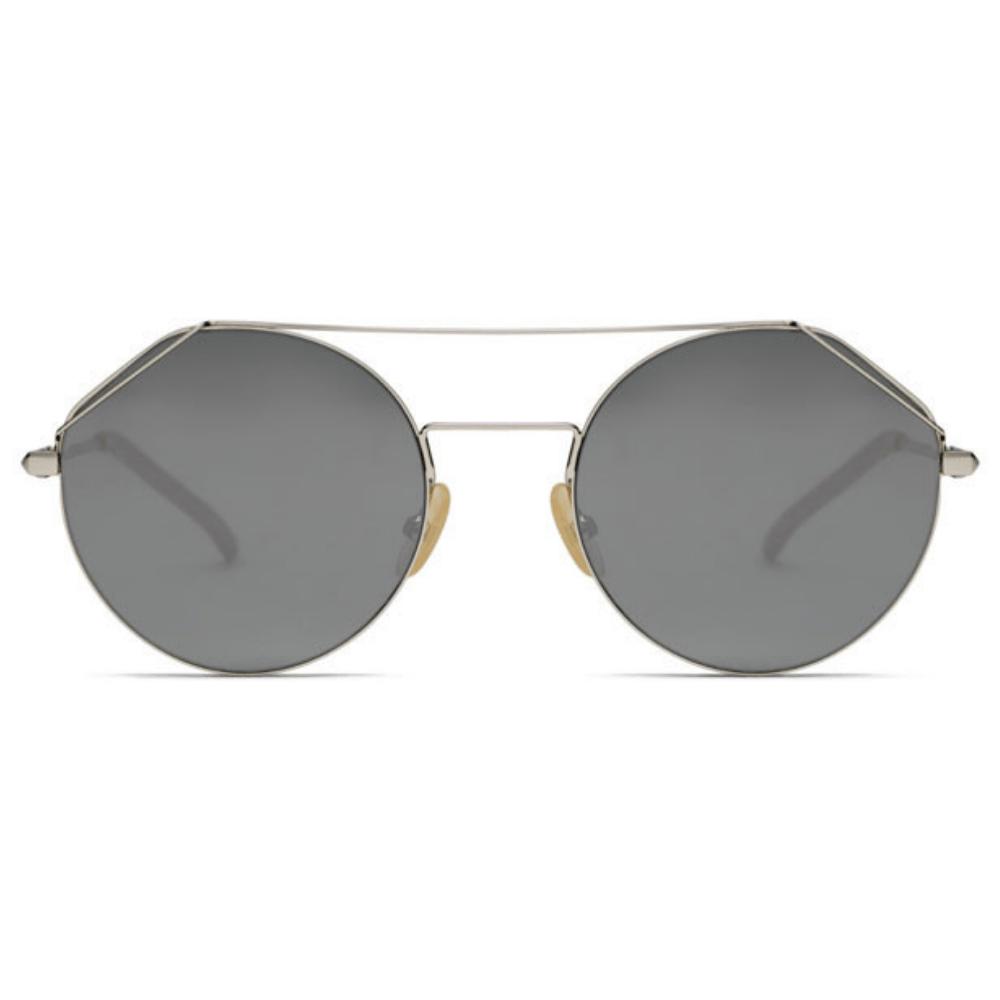 Oculos-de-Sol-Fendi-M0042-S-010-T4-Prata-Espelhado