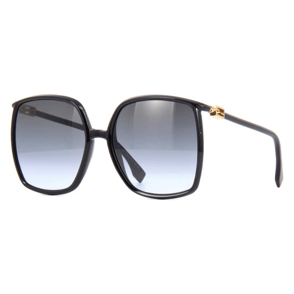 Oculos-de-Sol-Feminino-Quadrado-Preto-Fendi-0431-G-S-807-GB