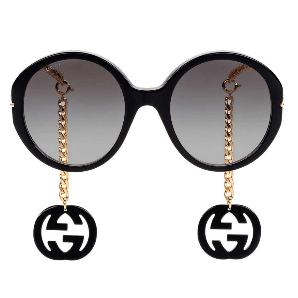 Oculos-de-Sol-Redondo-Gucci-Com-corrente-0726-S-001